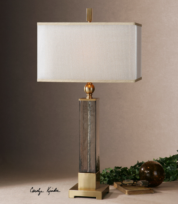 Caecilia Lamp by Uttermost Co