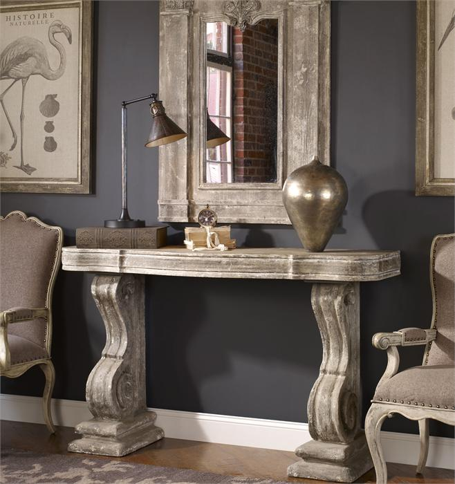 Partemio, Console Table by Uttermost